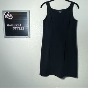 Black Sleeveless BodyCon Knit Dress